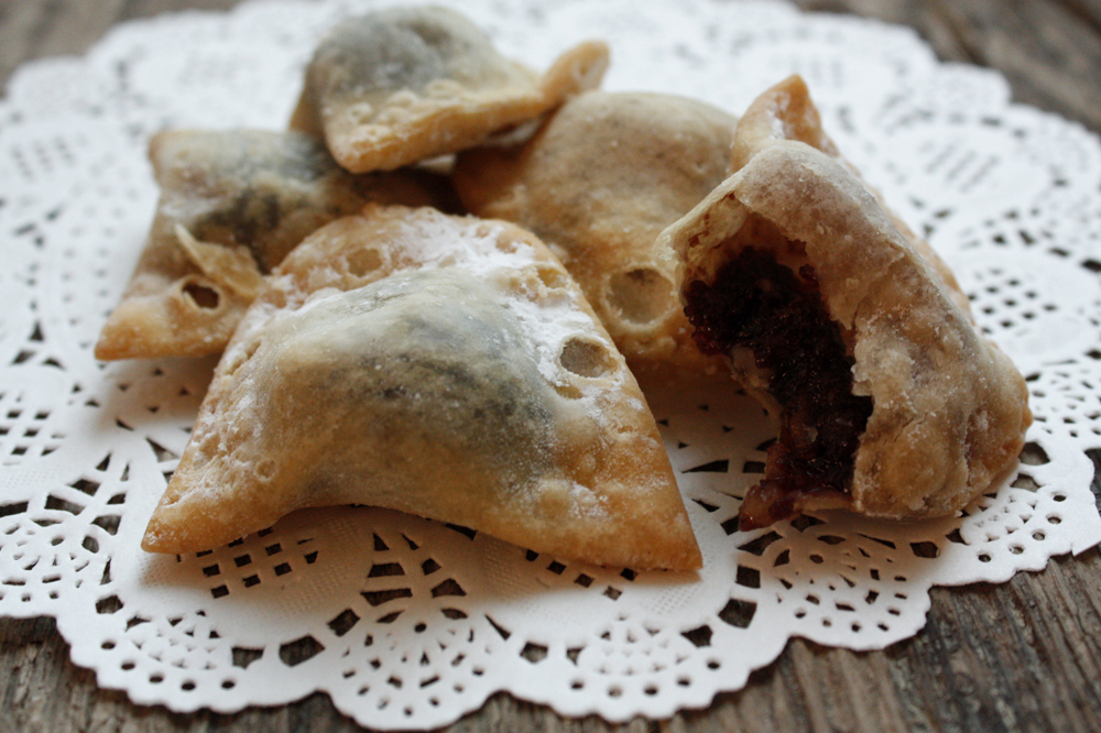 Traditional Christmas dishes from Abruzzo