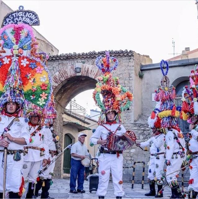 carnival in Abruzzo